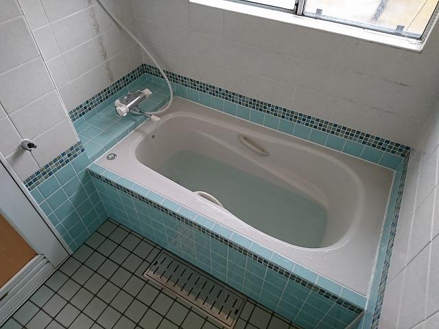 【郡山市】タイルの浴室リフォーム