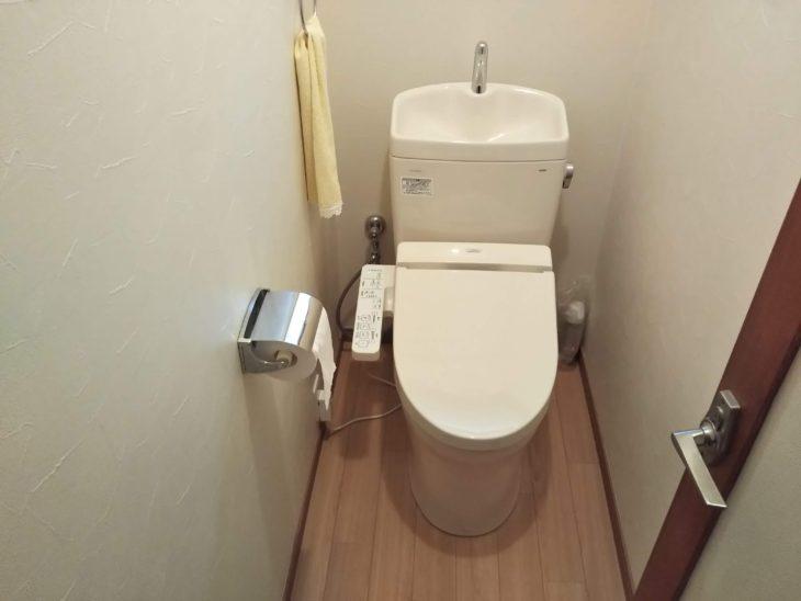 【郡山市】S様邸 2Fトイレ工事(二瓶)